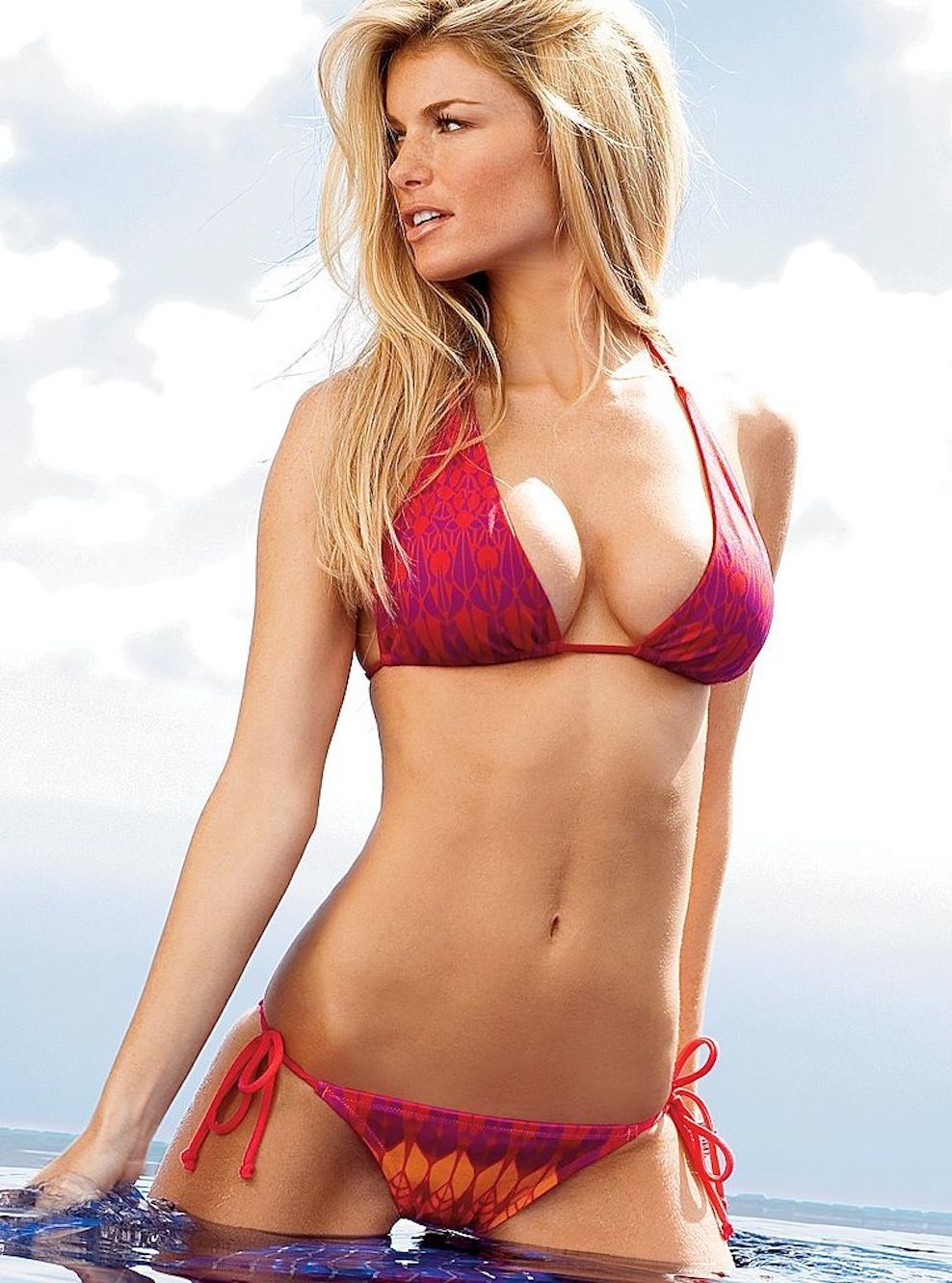FHM Votes Marisa Miller As Hottest Woman Alive!